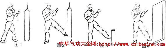 少林踔腿功