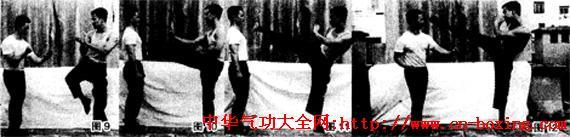 李小龙论高踢腿训练及技巧