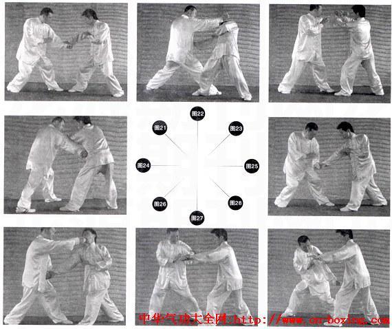 少林掼山炮练法及应用17例