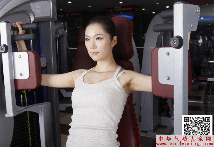 女性健身房器械一周训练计划