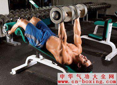 健身房如何锻炼胸肌