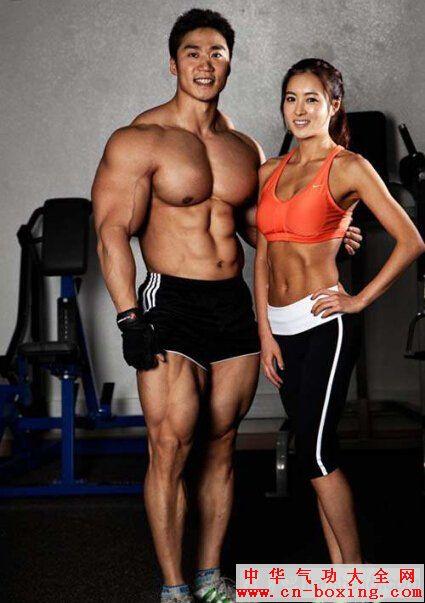 健身运动男女有别,男生女生训练的差异