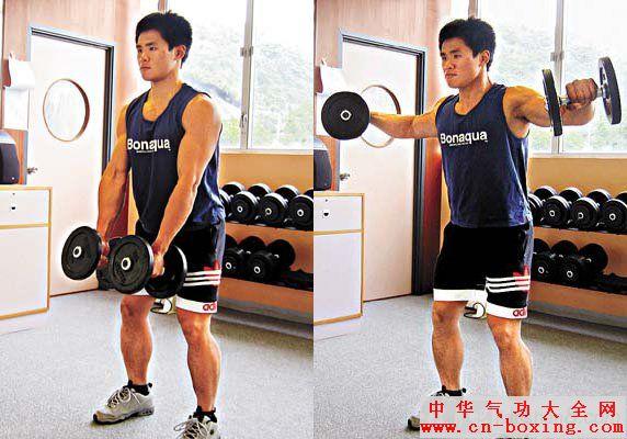 4个动作锻炼三角肌:令你整个肩部线条变得更加完美