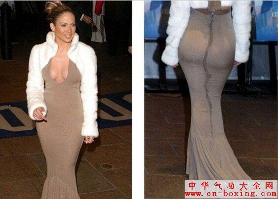 世界上最珍贵的美臀,珍妮弗-洛佩兹的美臀秘笈