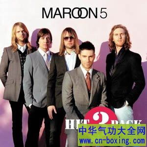 maroon5(魔力红乐队)上海开唱
