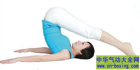 犁式瑜伽动作练习步骤教程