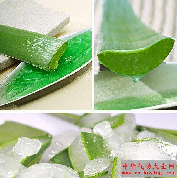 蘆薈膠的功效與作用